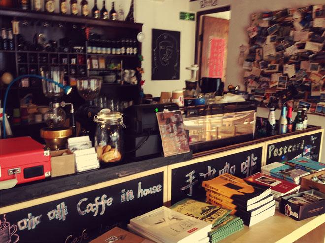 周庄手工咖啡店