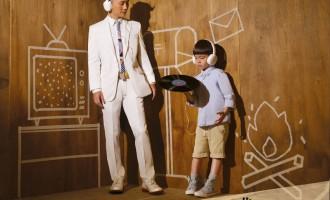 林一峰作品集:寄养在他人家的小孩儿