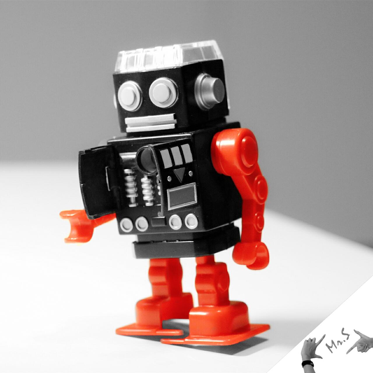 Frankness Robot 03
