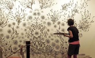 DIY手工课:看看艺术家都是怎么玩壁的
