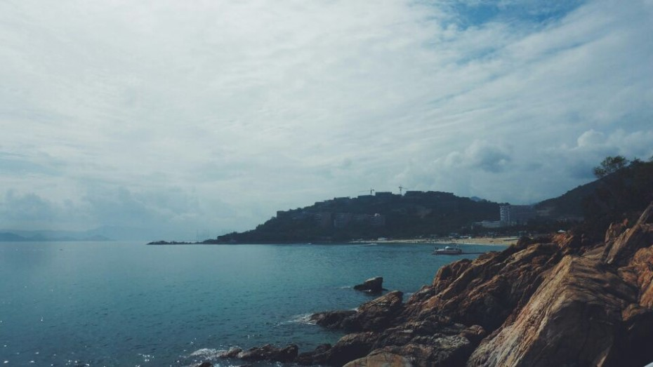 怀念夏天的海