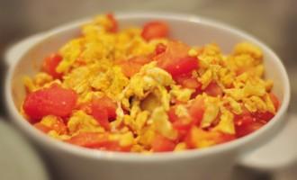 吃完这盘西红柿炒蛋,从此天涯路远
