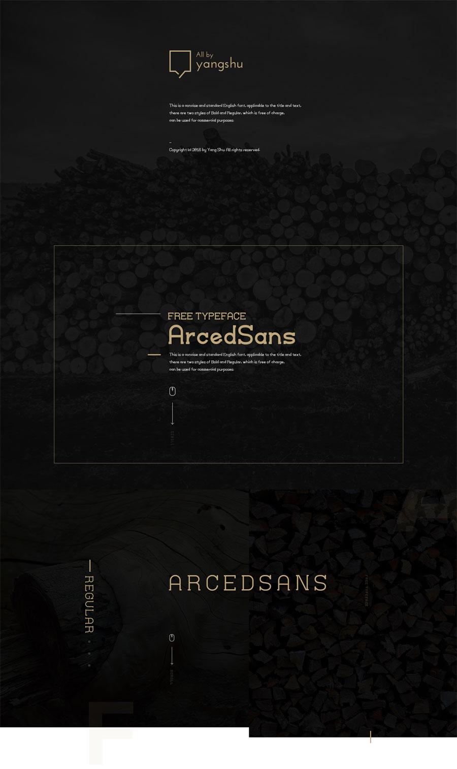YS-ArcedSans_01