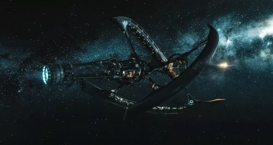 太空旅客:骑士、公主和信使